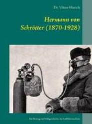 Hermann Von Schr Tter 1870-1928