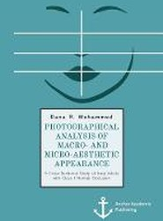 Photographical Analysis of Macro- and Micro-aesthetic Appearance. A Cross-Sectional Study of Iraqi Adults with Class I Normal Occlusion