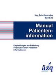 Manual Patienteninformation
