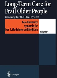 Long-Term Care for Frail Older People