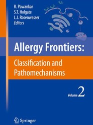 Allergy Frontiers:Classification and Pathomechanisms