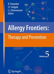 Allergy Frontiers:Therapy and Prevention