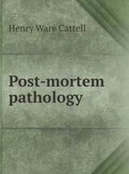 Post-Mortem Pathology