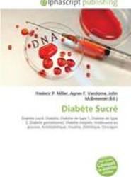 Diabete Sucre