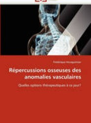 R percussions Osseuses Des Anomalies Vasculaires