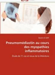 Pneumom diastin Au Cours Des Myopathies Inflammatoires