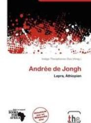 Andr E de Jongh