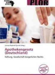 Apothekengesetz (Deutschland)