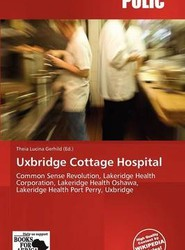Uxbridge Cottage Hospital