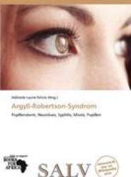 Argyll-Robertson-Syndrom