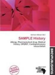 Sample History