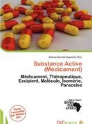Substance Active (M Dicament)