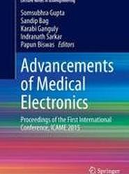 Advancements of Medical Electronics