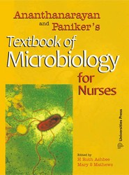 Ananthanarayan & Paniker's Textbook of Microbiology for Nurses