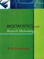 Biostatistics and Research Methdology (For Homoeopathy Students)