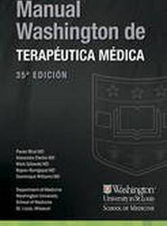 Manual Washington de Terapeutica Medica