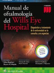 Manual de Oftalmologia del Wills Eye Hospital