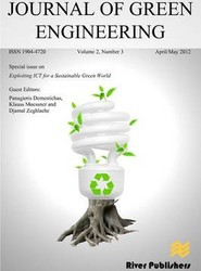 JOURNAL OF GREEN ENGINEERING Vol. 2 No. 3