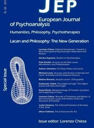 JEP European Journal of Psychoanalysis 32