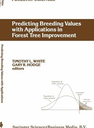 Predicting Breeding Values with Applications in Forest Tree Improvement