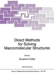 Direct Methods for Solving Macromolecular Structures