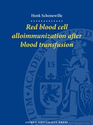 Red Blood Cell Alloimmunization After Blood Transfusion