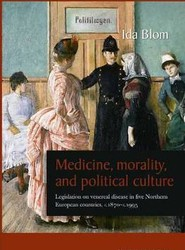 Medicine, Morality & Political Culture