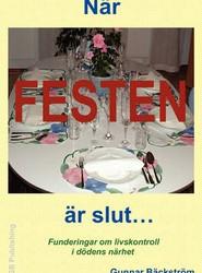 Nar FESTEN Ar Slut...