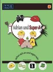 Adrian Und Super-A Ziehen Sich an Und Sagen Nein
