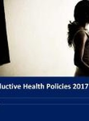 Reproductive health policies 2017