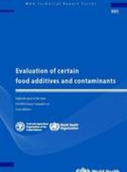 Evaluation of Certain Food Contaminants