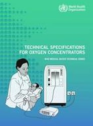 Technical Specifications for Oxygen Concentrators