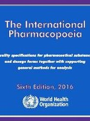 The International Pharmacopoeia 2016