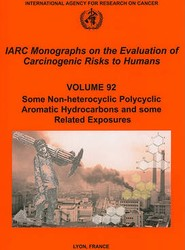 Some Non-Heterocyclic Polycyclic Aromatic Hydrocarbons and Some Related Exposures: v. 92