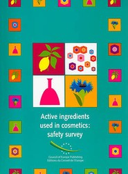 Active Ingredients Used in Cosmetics