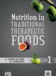 Nutrition in Traditional Therapeutic Foods Vol. 1