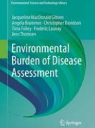Environmental Burden of Disease Assessment