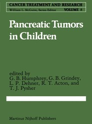 Pancreatic Tumors in Children