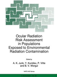 Ocular Radiation Risk Assessment in Populations Exposed to Environmental Radiation Contamination