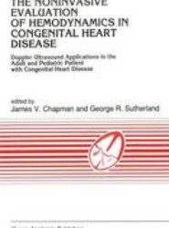 The Noninvasive Evaluation of Hemodynamics in Congenital Heart Disease