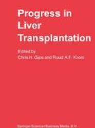 Progress in Liver Transplantation