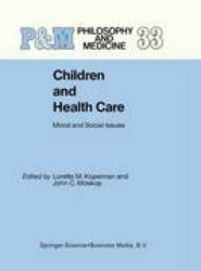 Children and Health Care