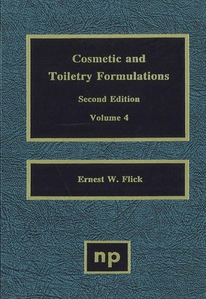 Cosmetic and Toiletry Formulations, Vol. 4