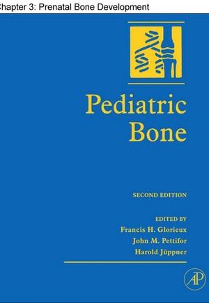 Chapter 03, Prenatal Bone Development