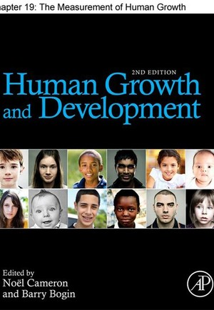Chapter 19, The Measurement of Human Growth