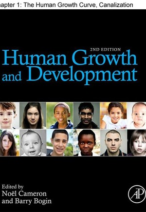 Chapter 01, The Human Growth Curve, Canalization and Catch-Up Growth