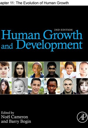 Chapter 11, The Evolution of Human Growth