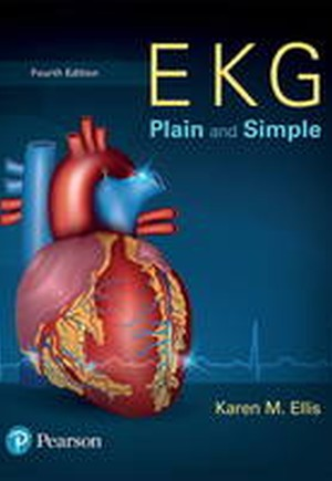 MyHealthProfessionsLab with Pearson eText Access Card for EKG Plain and Simple