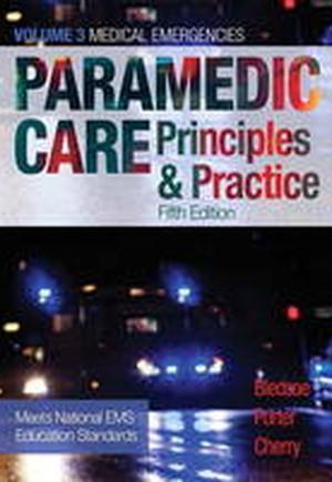 Paramedic Care: Volume 3