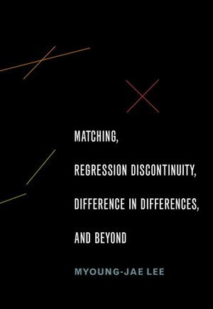 Matching, Regression Discontinuity, Difference in Differences, and Beyond